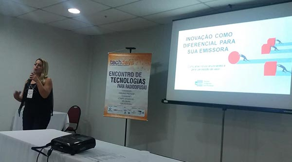 Techdays abordou novas tecnologias e aproximação entre rádios em Belém