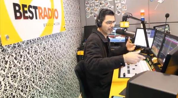 BestRadio Brasil completa dez anos operando na internet